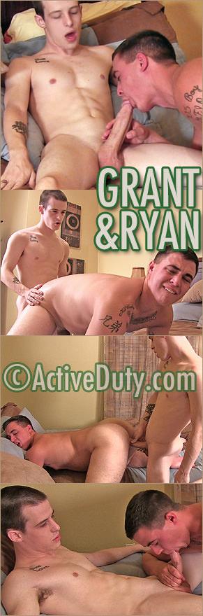 Grant and Ryan